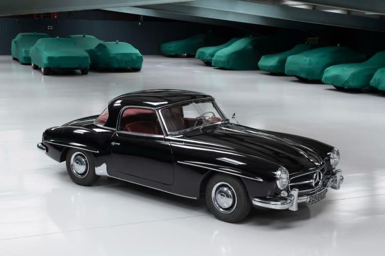 1960 Mercedes-Benz 190 SL Hardtop