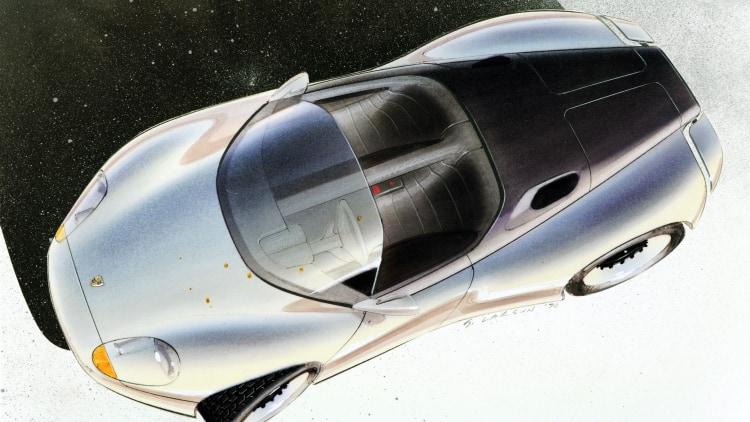 Porsche custom
