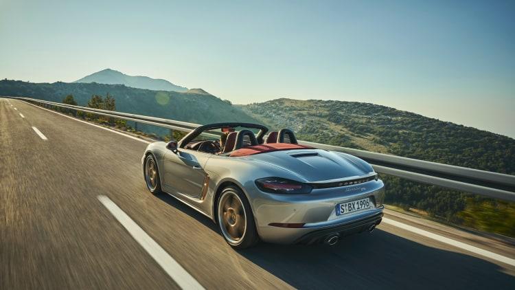 Boxster 25 Years. Porsche AG