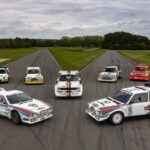 7 Rare Group B Rally Cars join Artcurials Online Auction
