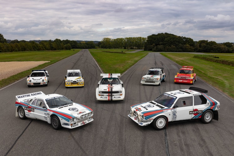 Group B Car Collection