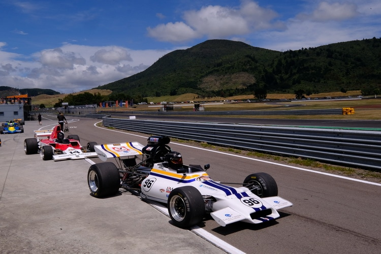 2021 Formula 5000 Tasman Cup Revival