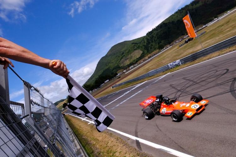 Round 2 Taupo Historic GP