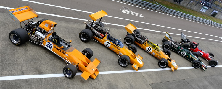 Formula 5000 Tasman Revival