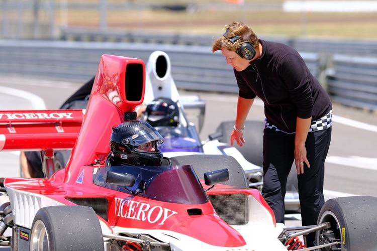 Taupo Historic GP round 2