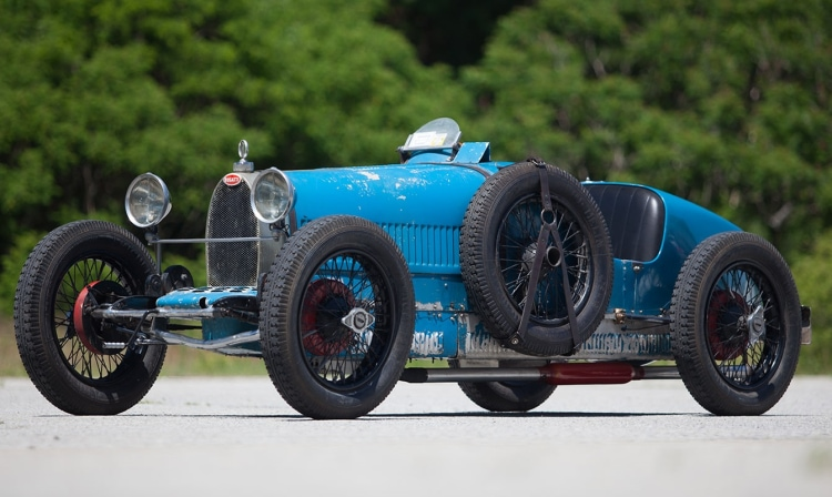 1926 Bugatti Type 37 Grand Prix at Gooding & Company Geared Online 2021 Scottsdale Auction