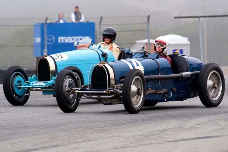 Bugatti at the 2010 Rolex Monterey Reunion