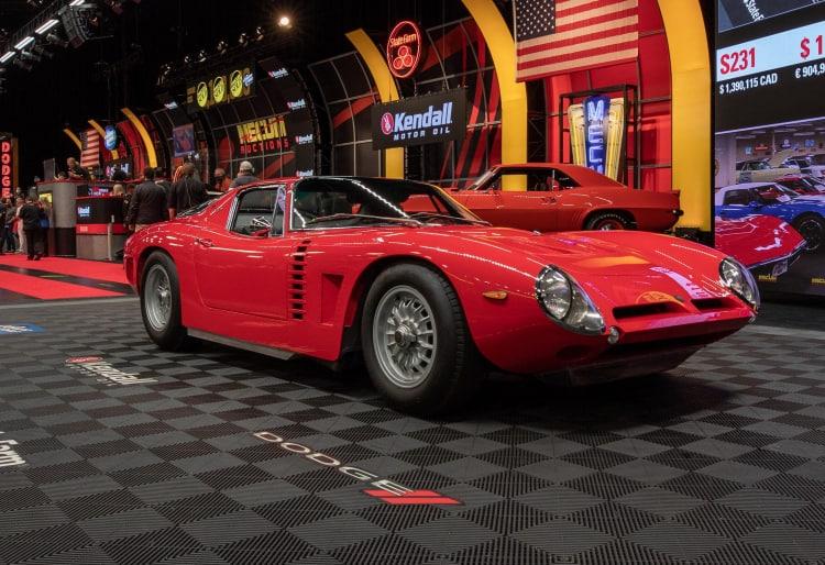 1965 ISO Grifo A3/C Bizzarrini