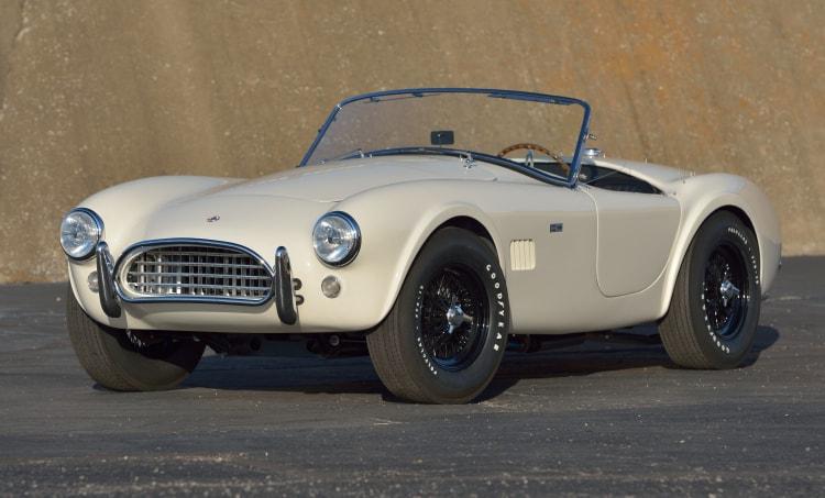 1964 Shelby 289 Cobra Roadster