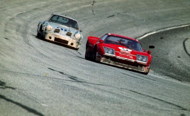 Ferrari 365 GT4 BB at the 1978 Daytona 24 Hours
