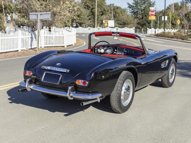 Bonhams 2021 Scottsdale Auction