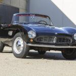 Rare BMW 507 the Highest Sale at Bonhams 2021 Scottsdale Auction