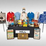 "The Phil Hill Automobilia Collection ""A Life in Racing"""
