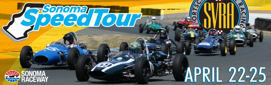 Sonoma Speed Tour
