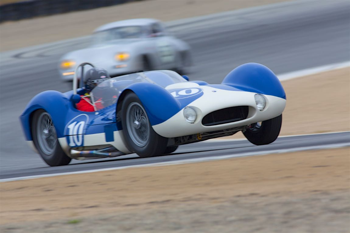 Laguna Seca Vintage Races