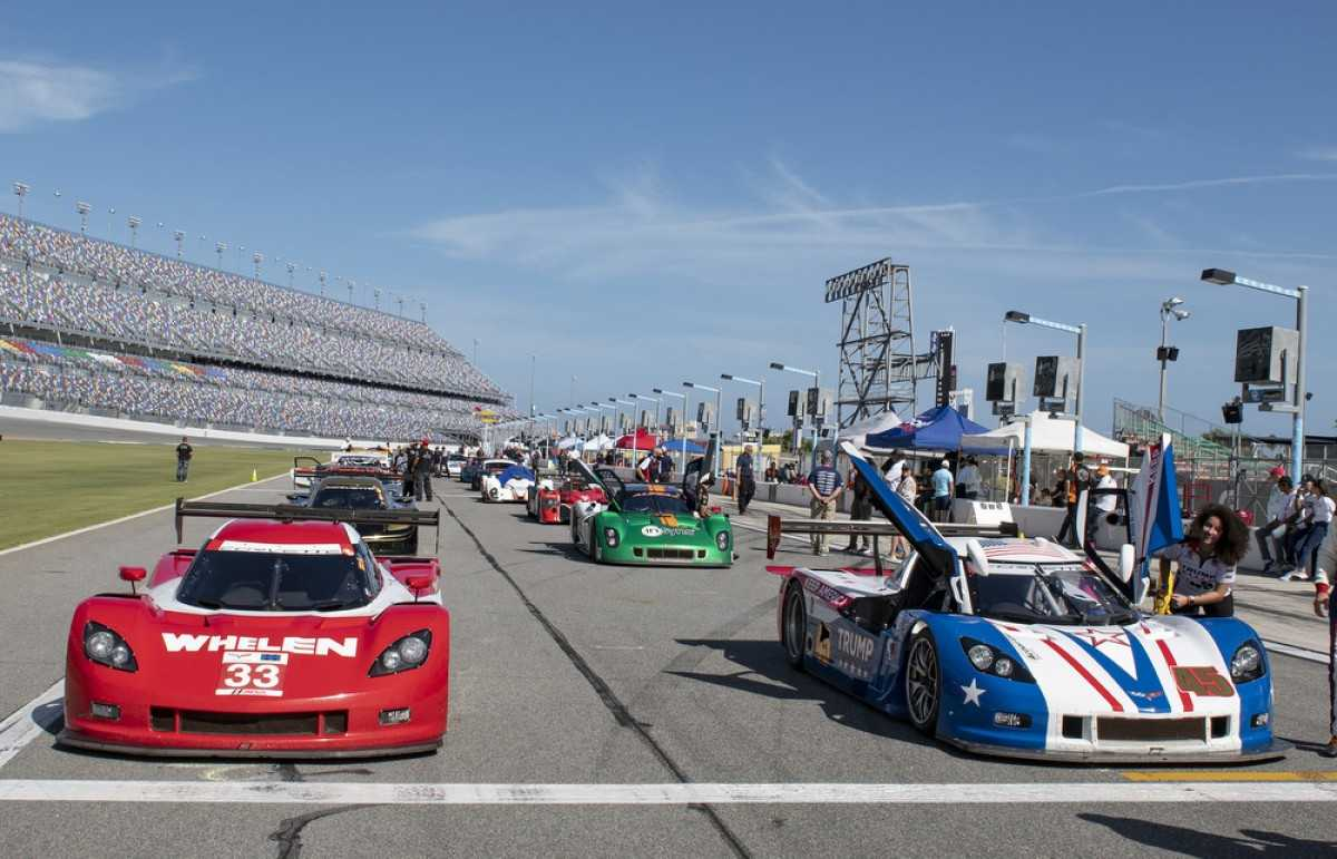 HSR Classic 24 Daytona