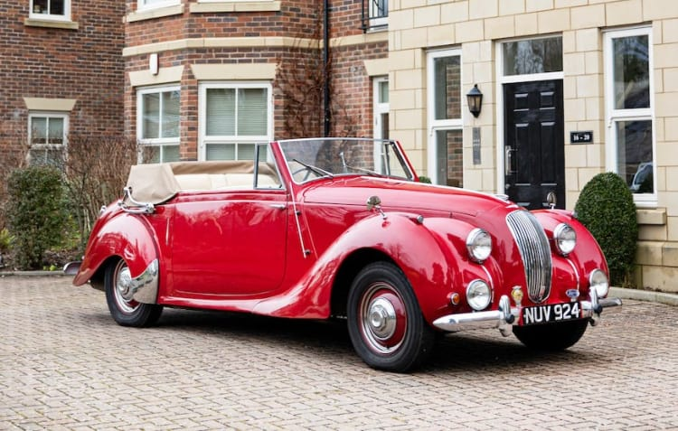 Bonhams MPH March Auction