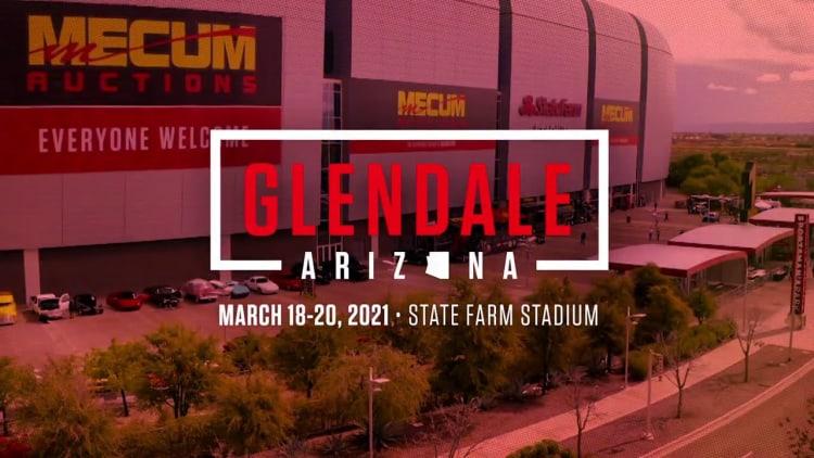 Mecum Glendale 2021