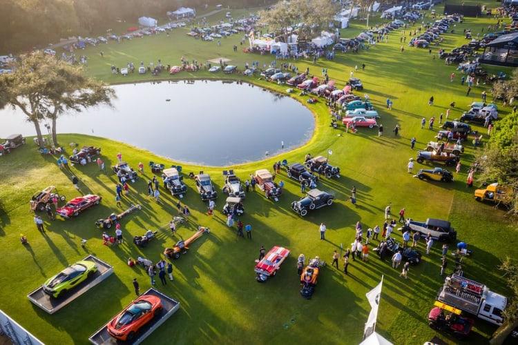2021 Amelia Islands Concours