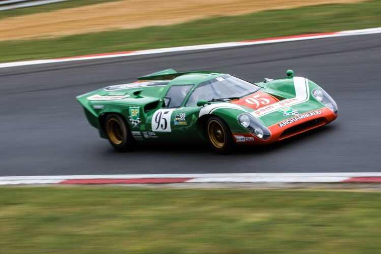 Masters Historic Festival, Brands Hatch, UK