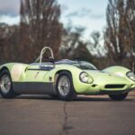 Race Retro Live Online Auction Features Rare and Unrepeatable Competition Cars