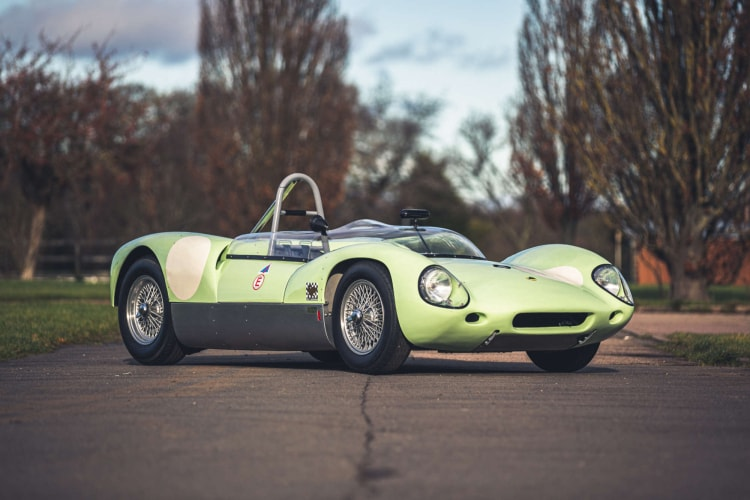 The Race Retro Live Online Auction
