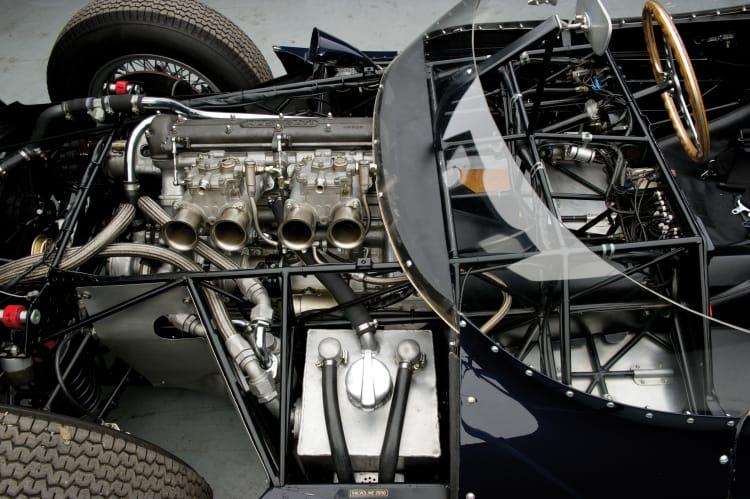 Birdcage engine