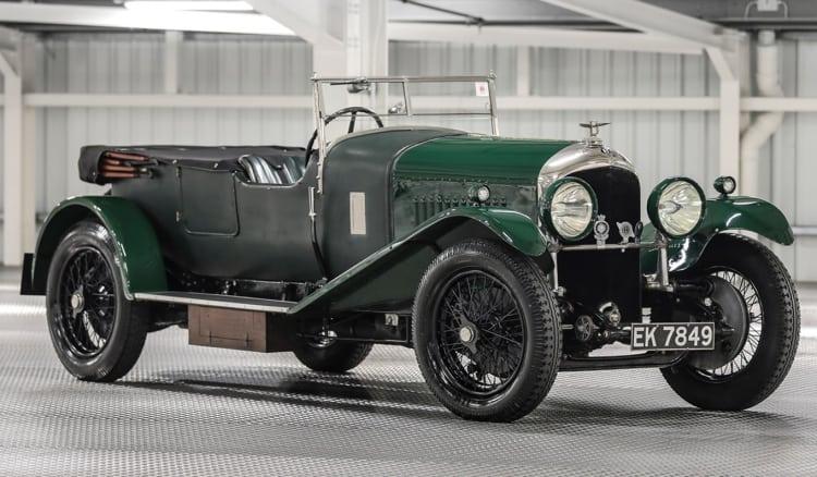 1930 Bentley 4 1/2 Litre Sports Tourer