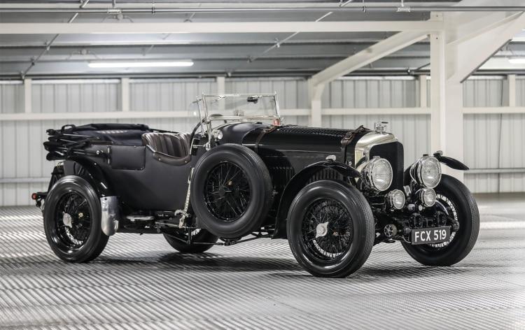 1950 Bentley B Special Speed 8