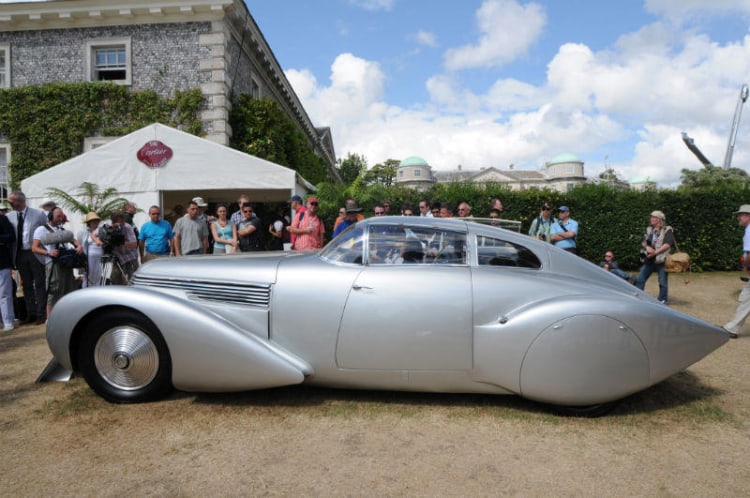 other side of 1937 Hispano-Suiza H6C Dubonnet Xenia