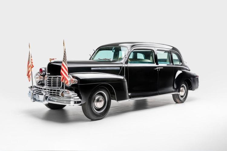 1942 Presidential Limousine