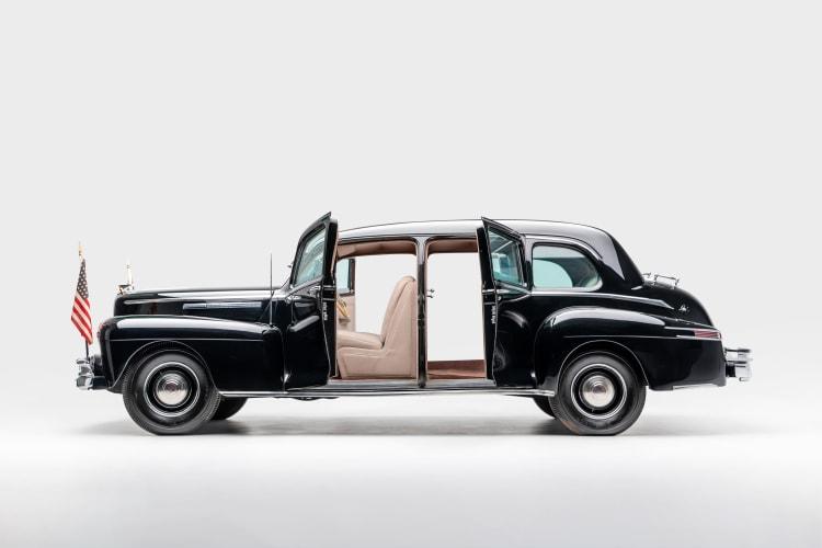 1942 Lincoln Zephyr Limousine
