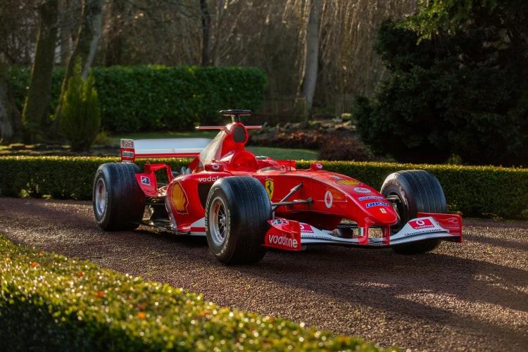Ferrari F2004 Show Car