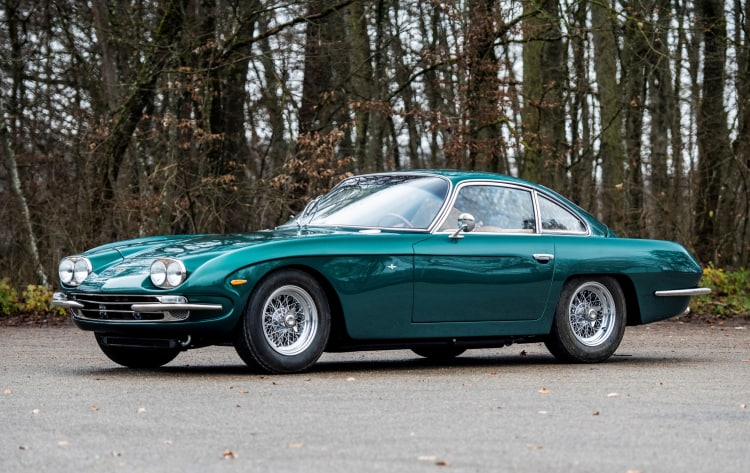 1967 Lamborghini 400 GT 2+2 by Touring