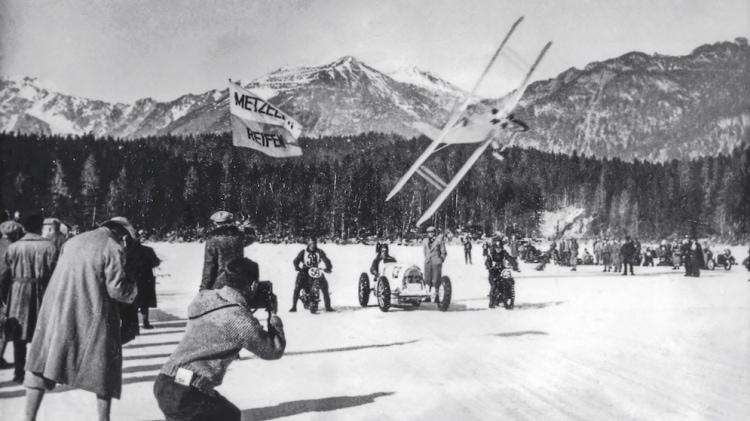 1960 Ice Race