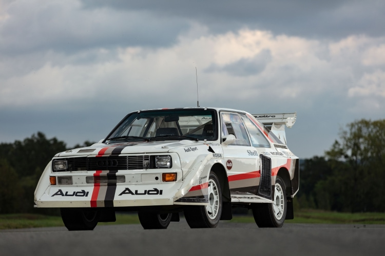 1988 Audi Sport Quattro S1
