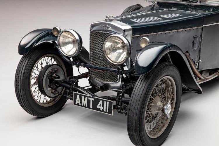 1934 Frazer Nash TT Replica