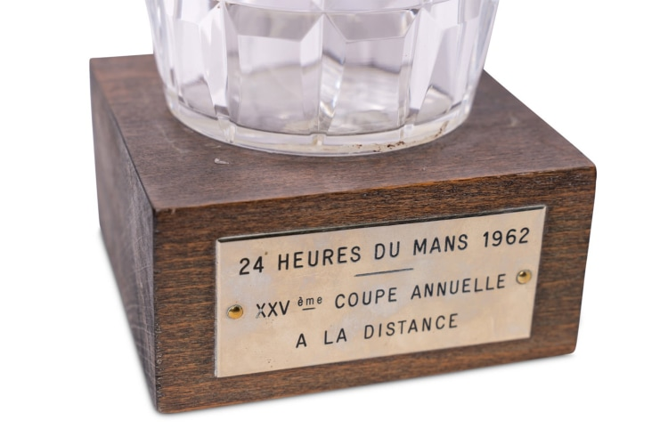 1962 24 Hours of Le Mans Distance Cup