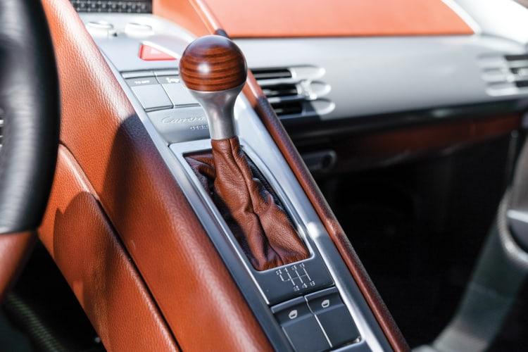 beechwood gear shift knob