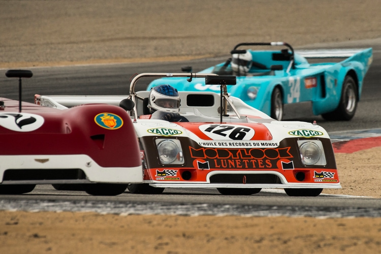 2 Liter Sports racers