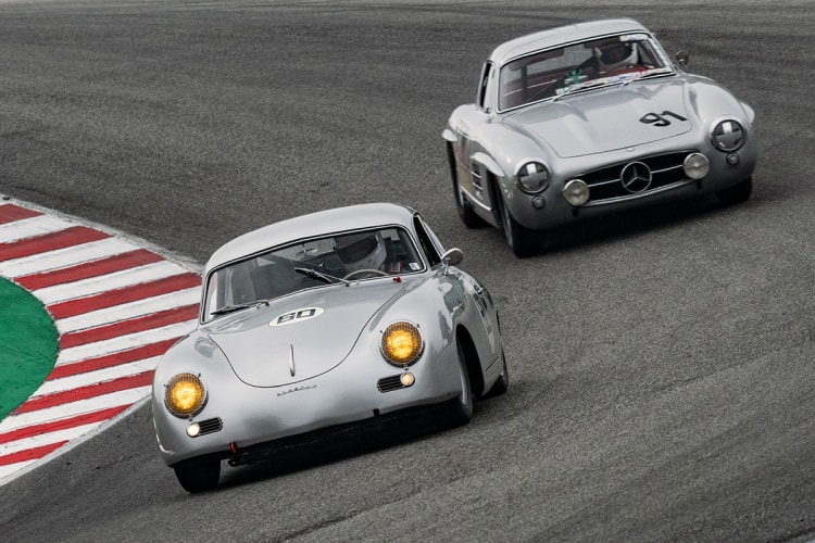 356 and 300SL