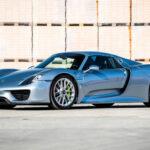 Porsche 918 Spyder Tops RM Sotheby's Open Roads, February Auction