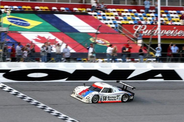 2009 24 Hours of Daytona Winning Porsche Riley