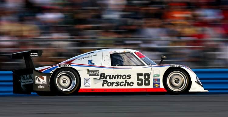 Brumos Porsche Riley