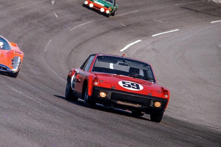 1971 Porsche 914-GT IMSA-winner