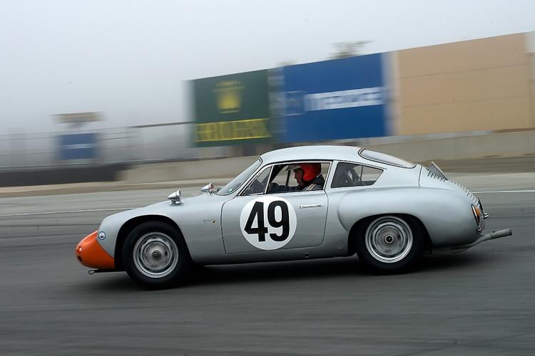 Porsche Carrera Abarth GTL