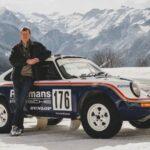 Porsche 953 and Walter Röhrl Unite at an Alpine Playground