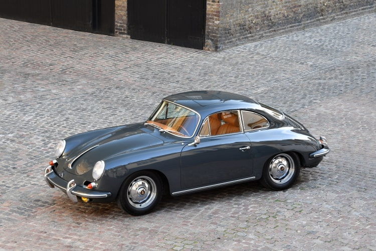 Porsche 356 GS Carrera Coupe