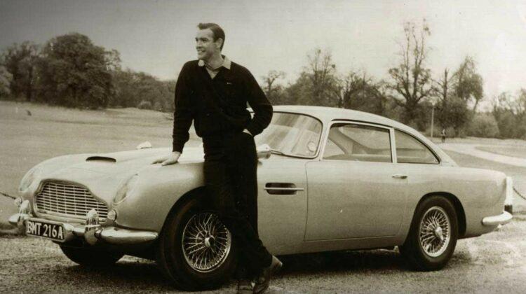 007 Bond Car