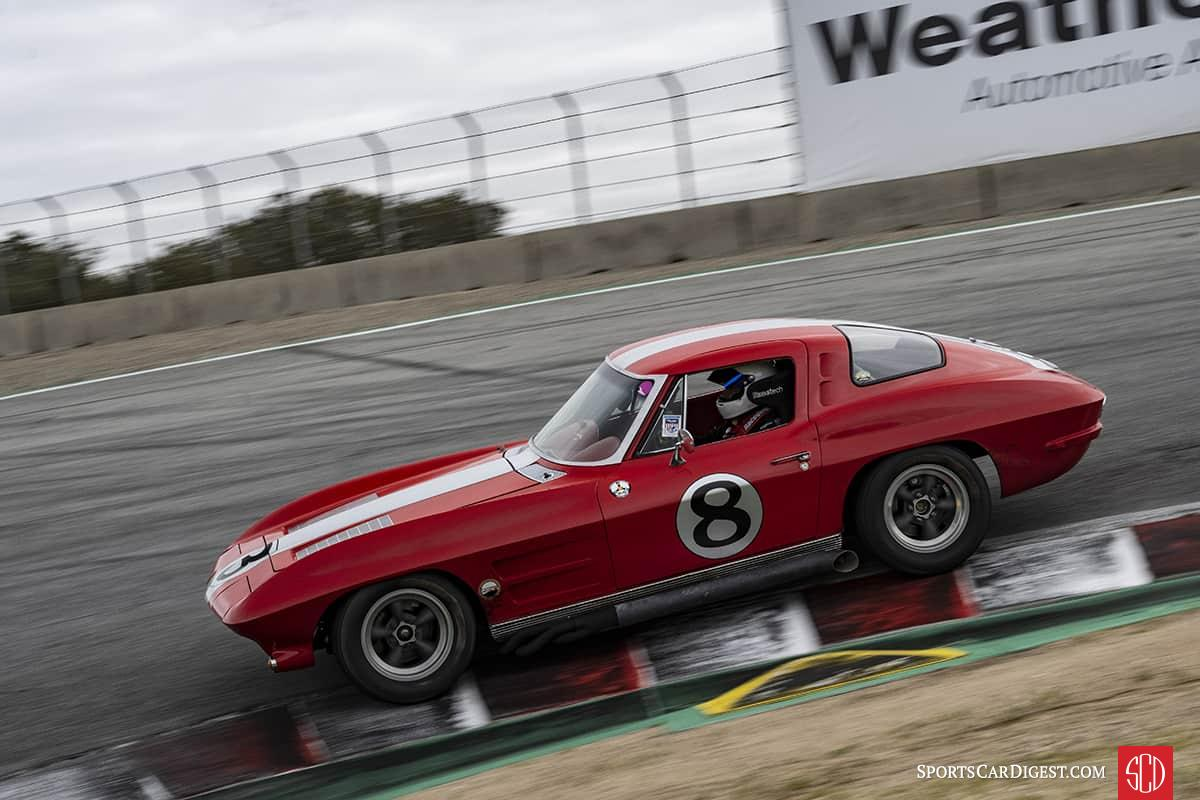 Dan Haney - 1963 Chevrolet Corvette